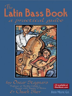 cover image of The Latin Bass Book